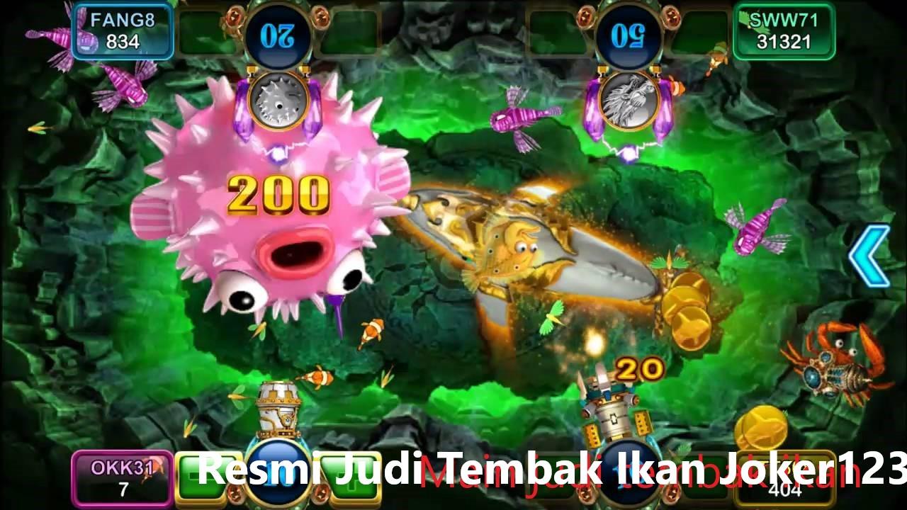 Tembak Ikan Online Joker Gaming