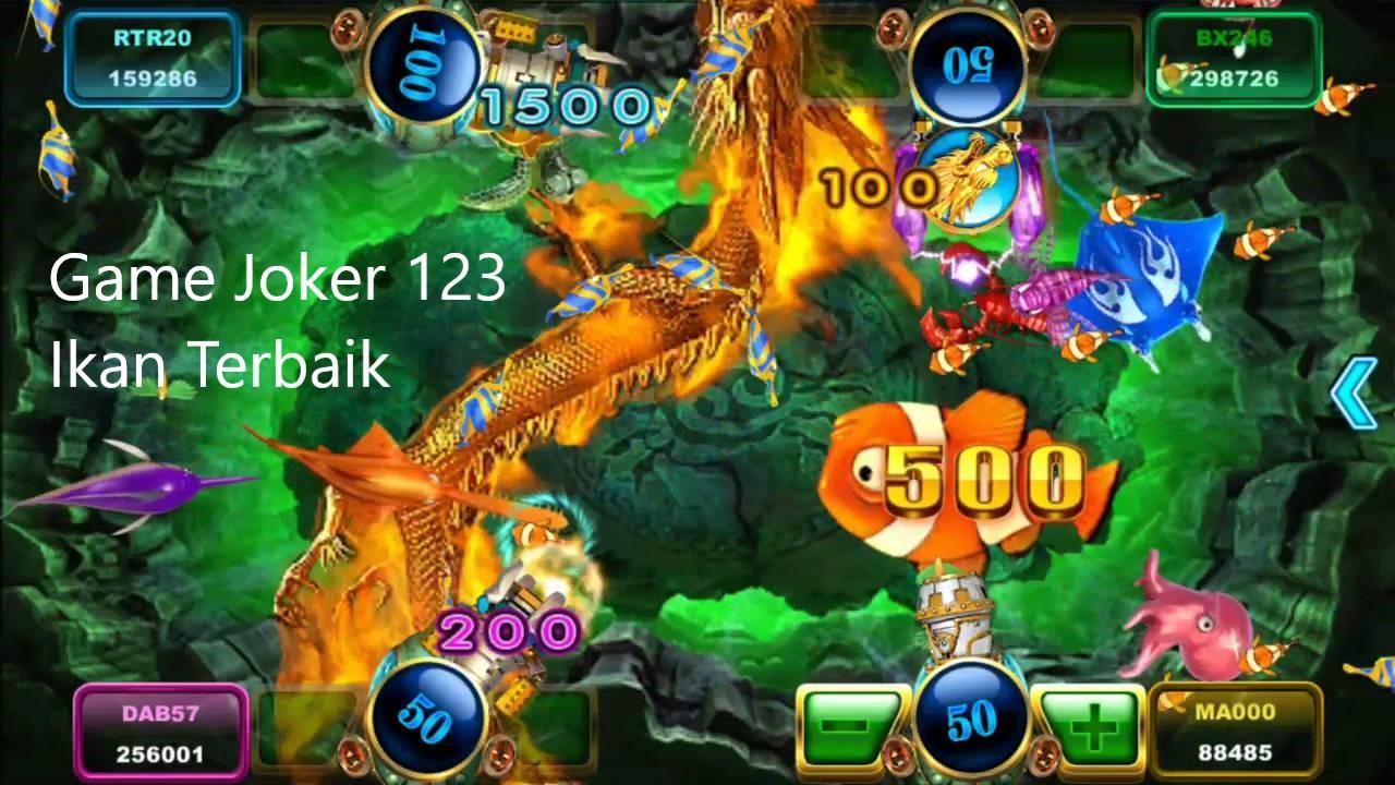 Game Joker 123 Ikan Terbaik